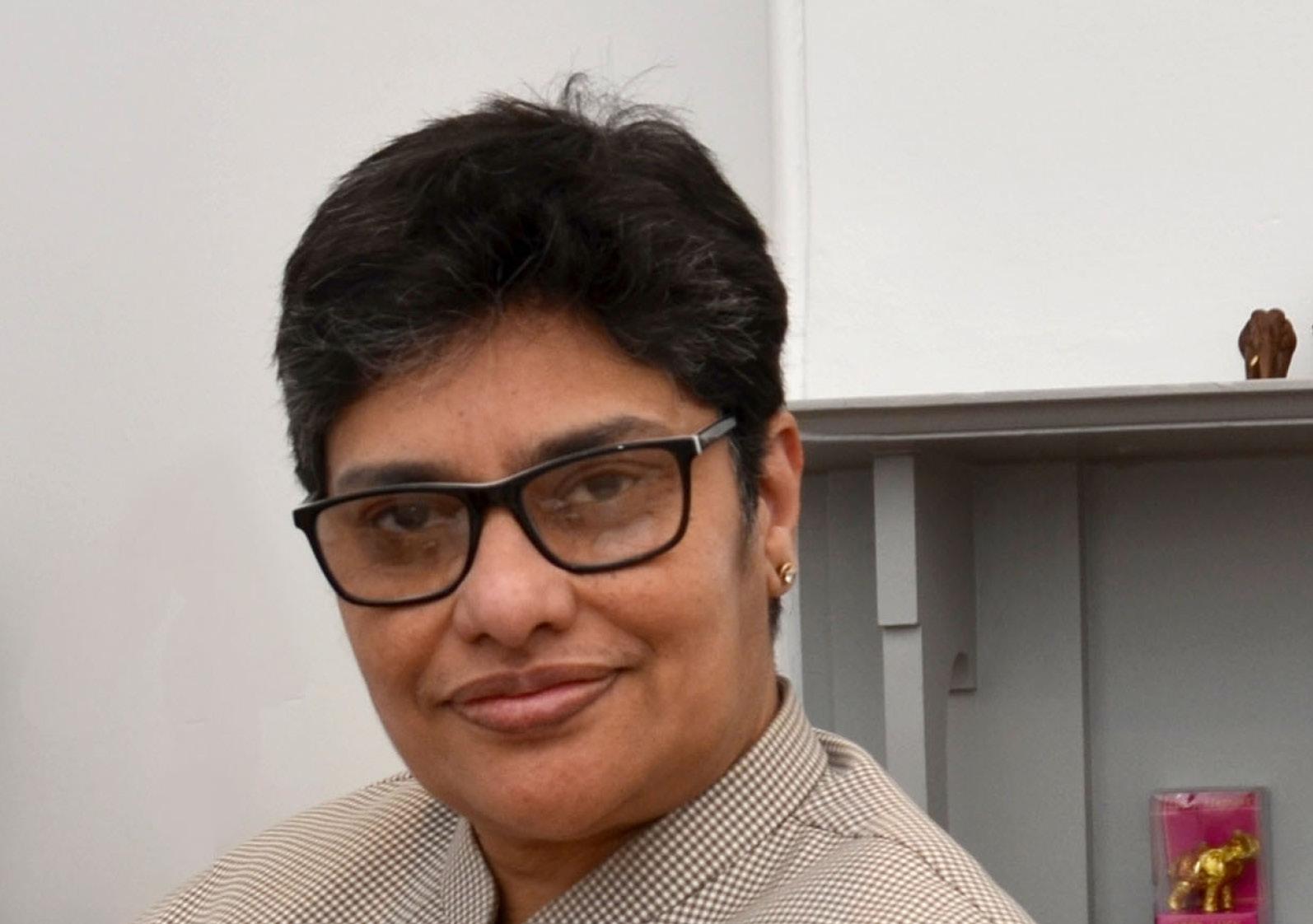 Dr. Indrani Mukherjee
