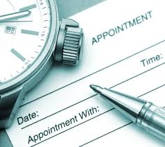Initial Appointment