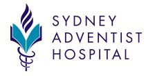 Sydney Adventist Hospital